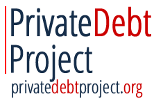 PrivateDebtProject Comment Login | www.privatedebtproject.org